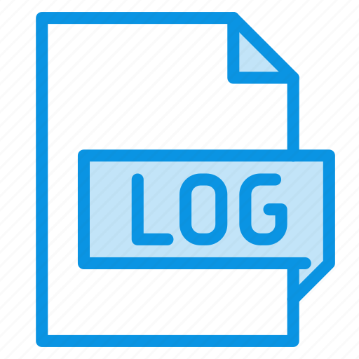 events, file, log icon