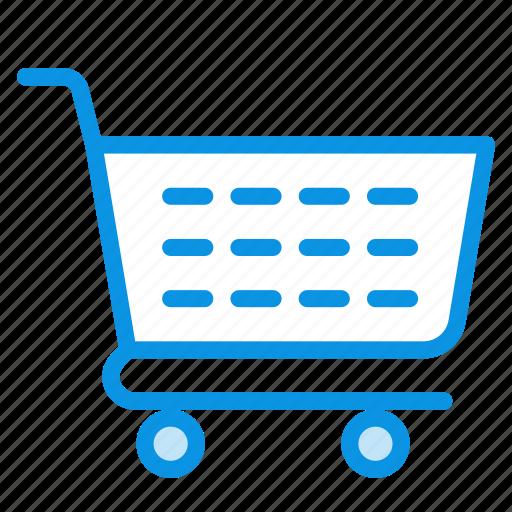 ecommerce, shop, shopping cart icon