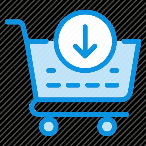 basket, buy, cart, checkout, shop, shopping, store icon