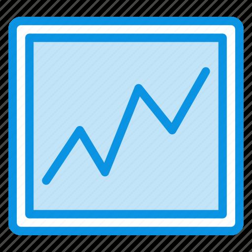 analytics, stats icon