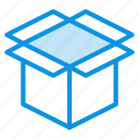 box, product, dropbox icon