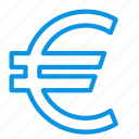 euro, money icon