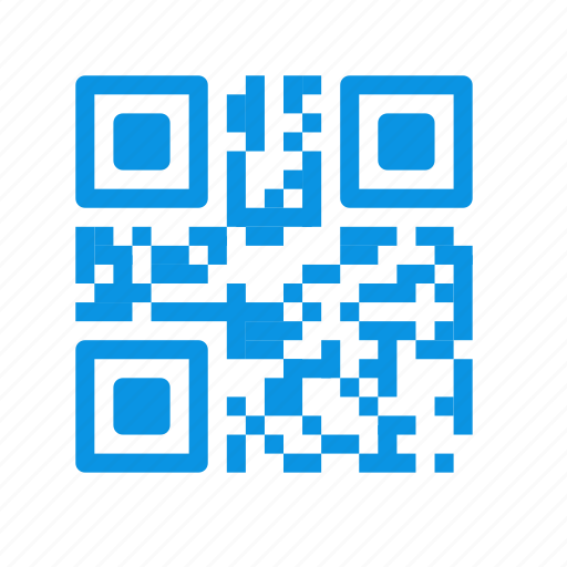 finance, identifier, link, product, qrcode, store icon