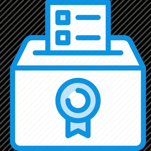ballot, box, control, elections, politic, votes icon
