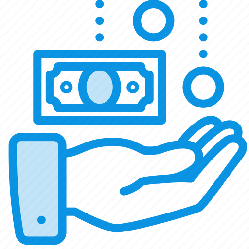 cash, finance, money, pay, payment, receive, withdraw icon