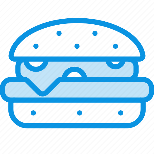 burger, cheese, fast, fastfood, food icon