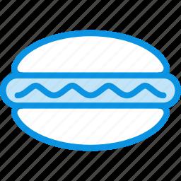 burger, dog, fast, fastfood, food, hot, hotdog icon