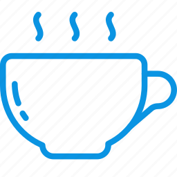 coffe, cup, drink, hot, kitchen, tableware, tea, water icon