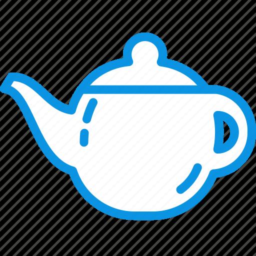 kettle, kitchen, teapot icon