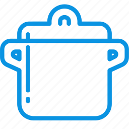 cooker, cooking, kitchen, pan, pot, pressure, soup, tableware icon