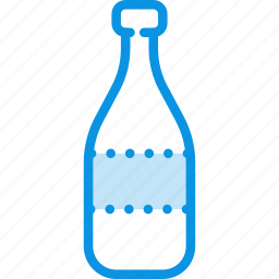 alcohol, bottle, drink, food, wine icon