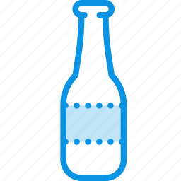 alcohol, beer, bottle, drink, food icon