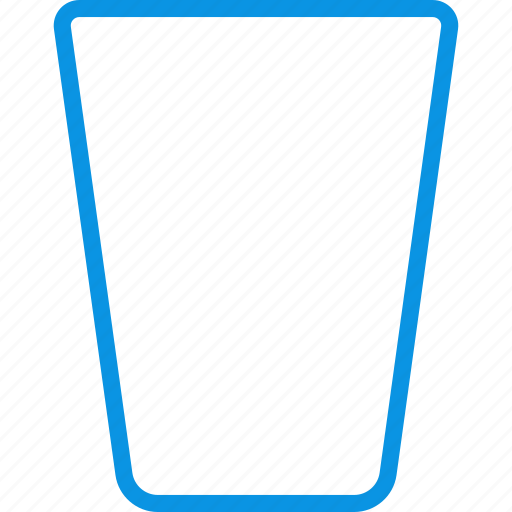 drink, plastic icon