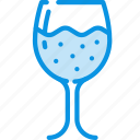 champagne, drink, glass, goblet, soda, sparkling, wineglass icon