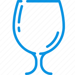 brandy, cognac, drink, glass, goblet, liquor, whiskey, wineglass icon