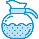 brewing, coffee, drink, juice, tea, teapot icon