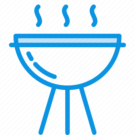 barbecue, bbq, brazier, cooking, food, hot icon