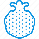 berry, food, fruit, granate, pomegranate icon