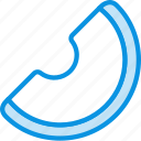 melon, slice icon
