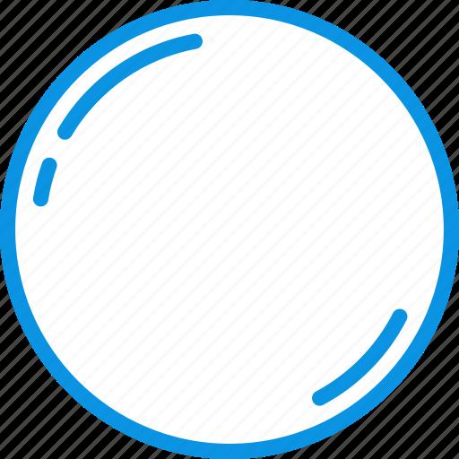 peas, sphere icon
