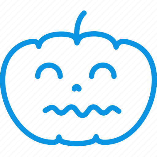 halloween, pumpkin icon