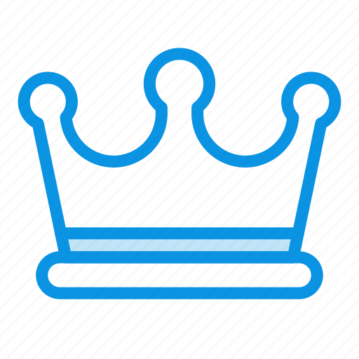 cesar, corona, crown, gold, king, leader, tsar icon