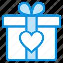 love, present, like