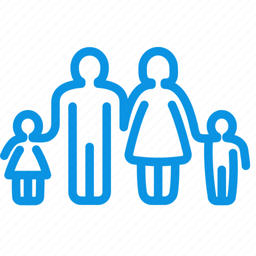 Family icon - Download on Iconfinder on Iconfinder