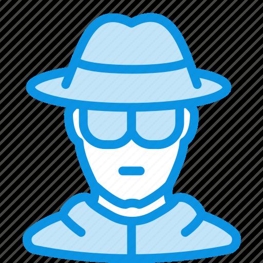 incognito, privacy, spy icon