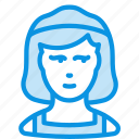 avatar, charwoman, clean, housekeeper, human, woman icon
