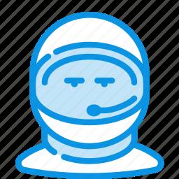 astronaut, avatar, cosmonaut, gagarin, human, pressure, suit icon