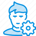 control, human, profile icon