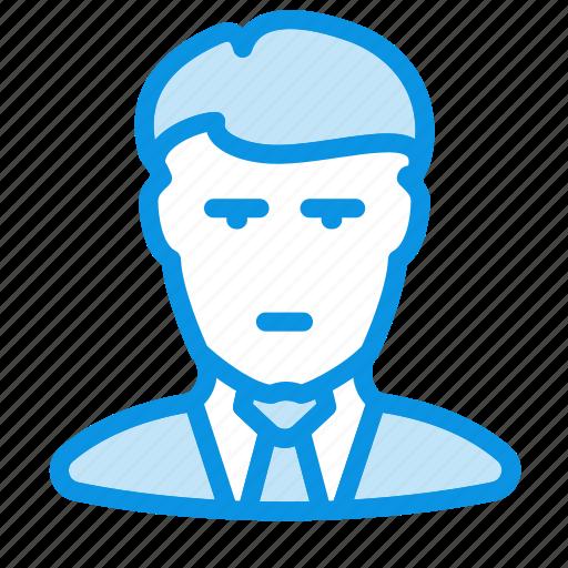 avatar, businessman, deputy, human, man, politic, user icon
