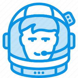 astronaut, cosmonaut, exploration, helmet, pressure, space, suit icon