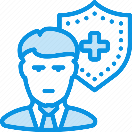 employee, insurance, insure, life, secure, security, work icon