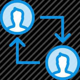 account, change icon