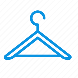 clothes, hanger, interior icon