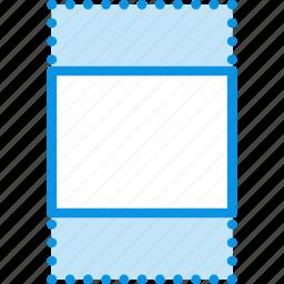 layout, maximize icon