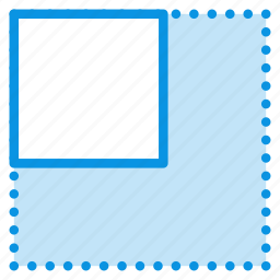 expand, layout, view icon