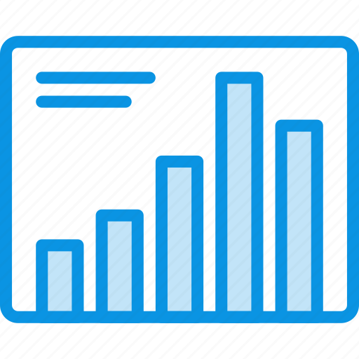 analytics, charts, diagram, grid, layout, statistics, wireframe icon