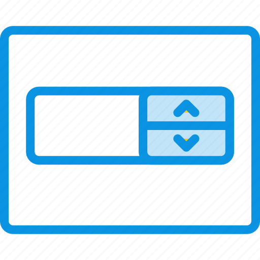 form, grid, layout, selectbox, wireframe icon