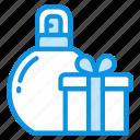 cosmetics, gift, present icon