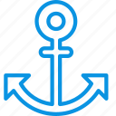 anchor, marine, nautical