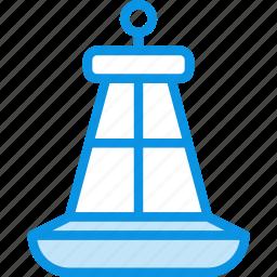 buoy, marine, nautical icon