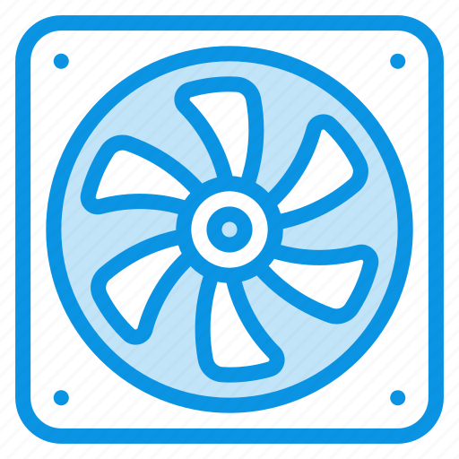 blower, cooler, fan, ventilator icon
