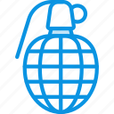 grenade, weapon icon