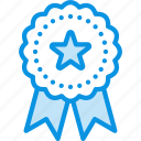 bonus, distinction, medal, reward icon