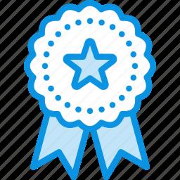 bonus, distinction, medal, reward icon