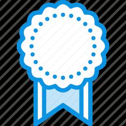 bonus, distinction, license, medal, reward icon