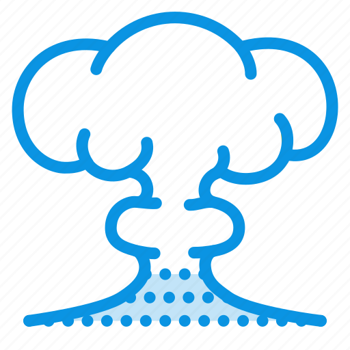 atomic, bomb, boom, explosion, nuclear, tsar icon